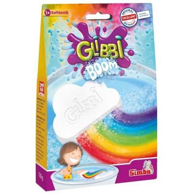 Bila efervescenta pentru baie Simba Glibbi Boom