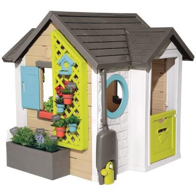 Casuta pentru copii Smoby Garden House