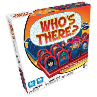 Joc TCG Games Who`s There