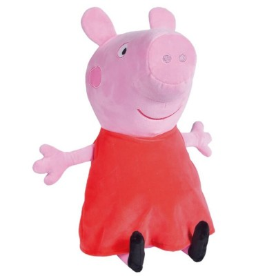 Jucarie de plus Simba Peppa Pig, Peppa 33 cm