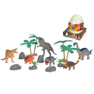 Set figurine Simba Dinosaurs in Huge Dino Egg