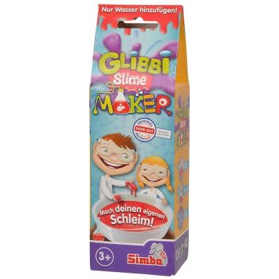 Slime Simba Glibbi Slime Maker 50 g rosu