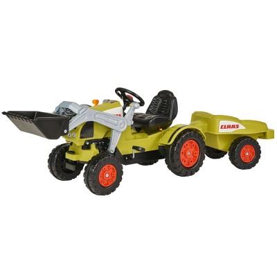 Tractor cu pedale si remorca Big Claas Celtis Loader